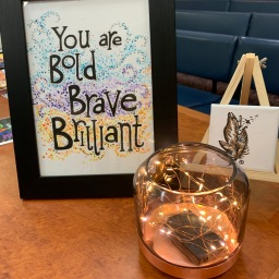 A full year of ministry
